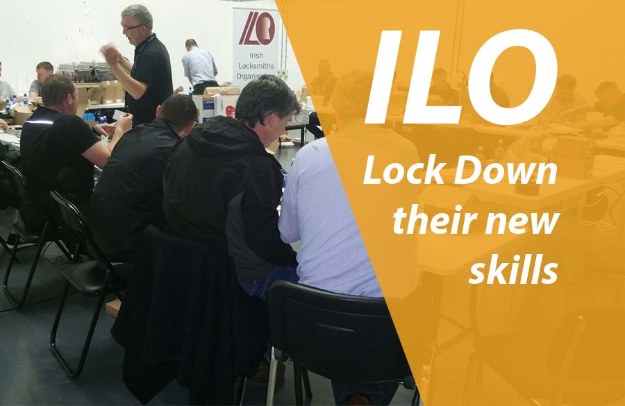 Portlaoise enterprise Centre host Irish Locksmiths Organisation