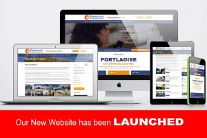 Portlaoise Enterprise Center New website