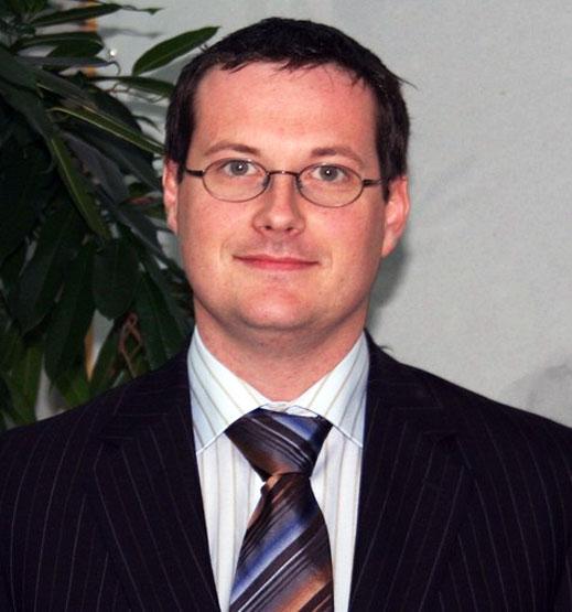 Portlaoise Emterprise Centre Board Member Brian Ogilvie