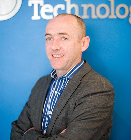 Portlaoise Emterprise Centre Board Member Cian Prendergast