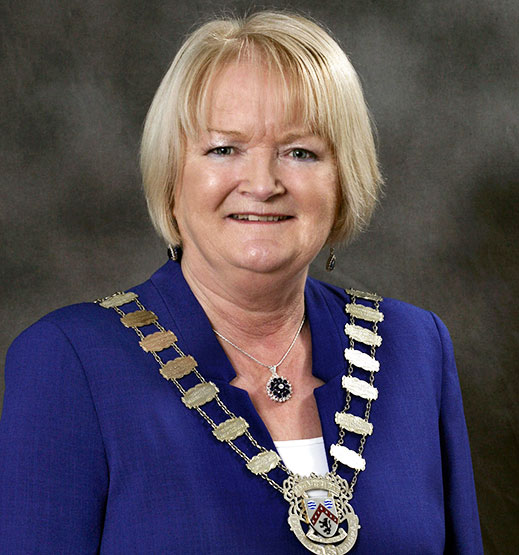 Portlaoise Emterprise Centre Board Member Mary Sweeney