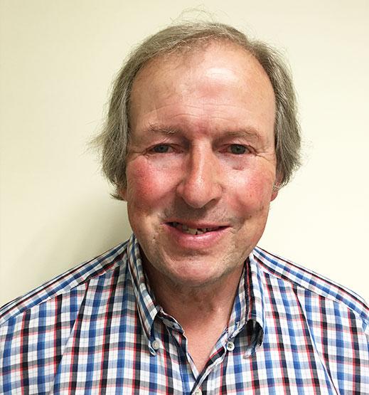 Portlaoise Emterprise Centre Board Member Pat Culleton