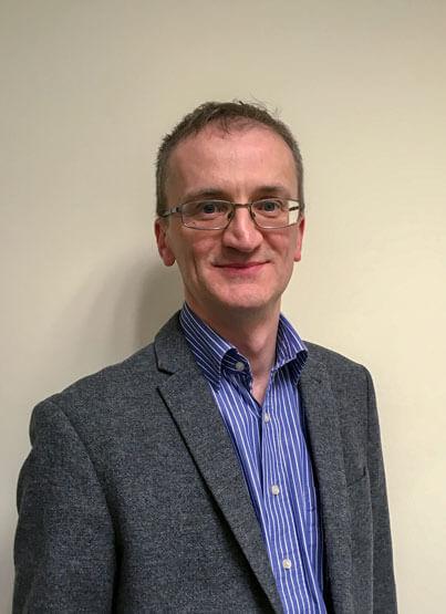 Portlaoise Emterprise Centre Board Member Pat Grassick