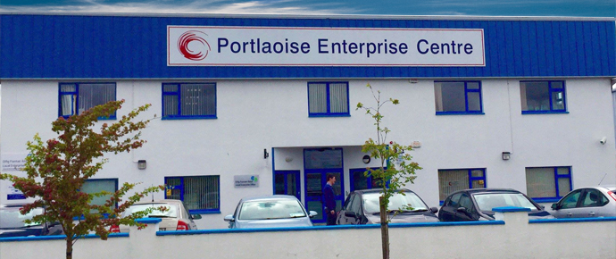 Portlaoise Enterprise Centre Building