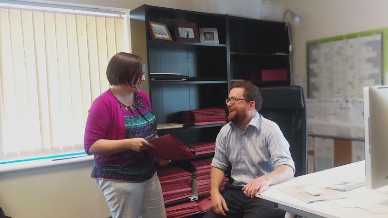 Portlaoise Enterprise Centre Coordinator