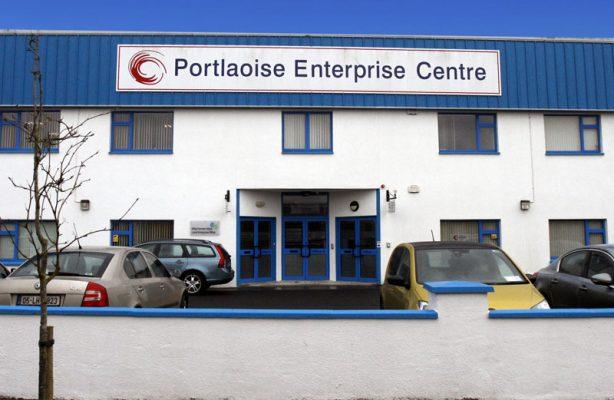 Portlaoise Enterprise Centre Front of Building
