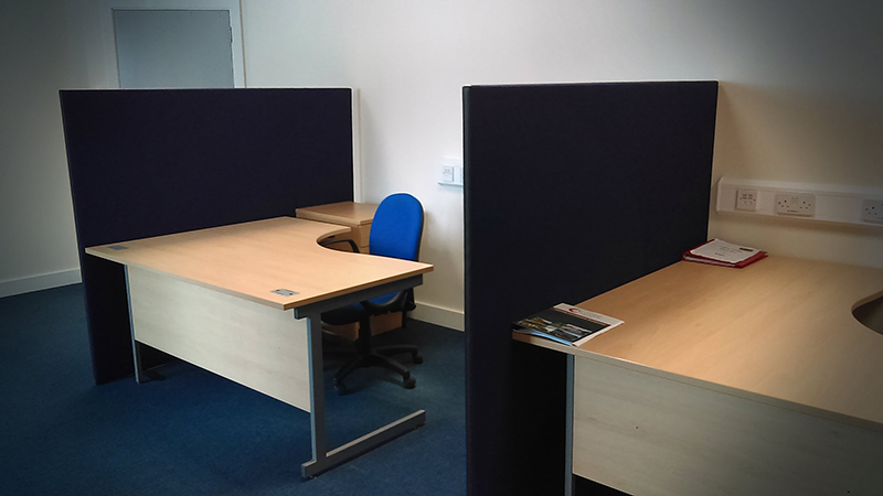 Portlaoise Enterprise Centre Hotdesk