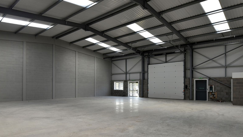 Portlaoise Enterprise Centre Industrial units