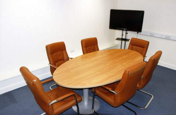 Portlaoise Enterprise Centre Meeting room