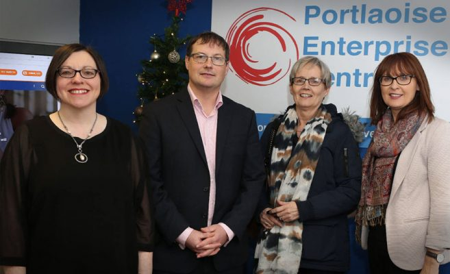 Portlaoise Enterprise Centre, Tenth Anniversary img 1