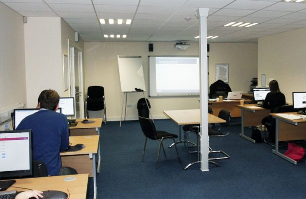 Portlaoise Enterprise Centre Training
