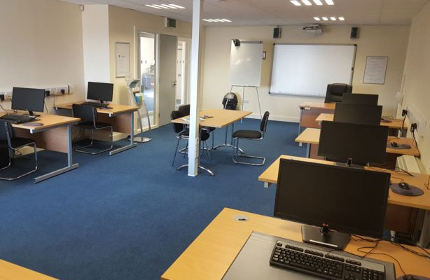 Portlaoise Enterprise Centre Training room