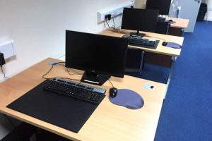 Portlaoise Enterprise Centre training facilitys training room 3