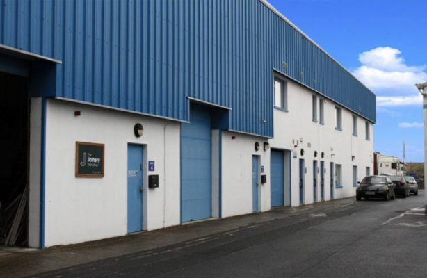 Portlaoise Enterprise Centre units