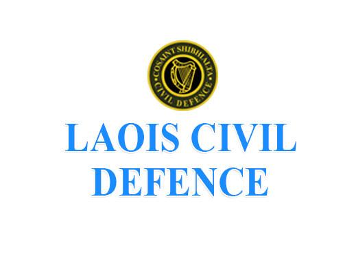 laoise civil defence